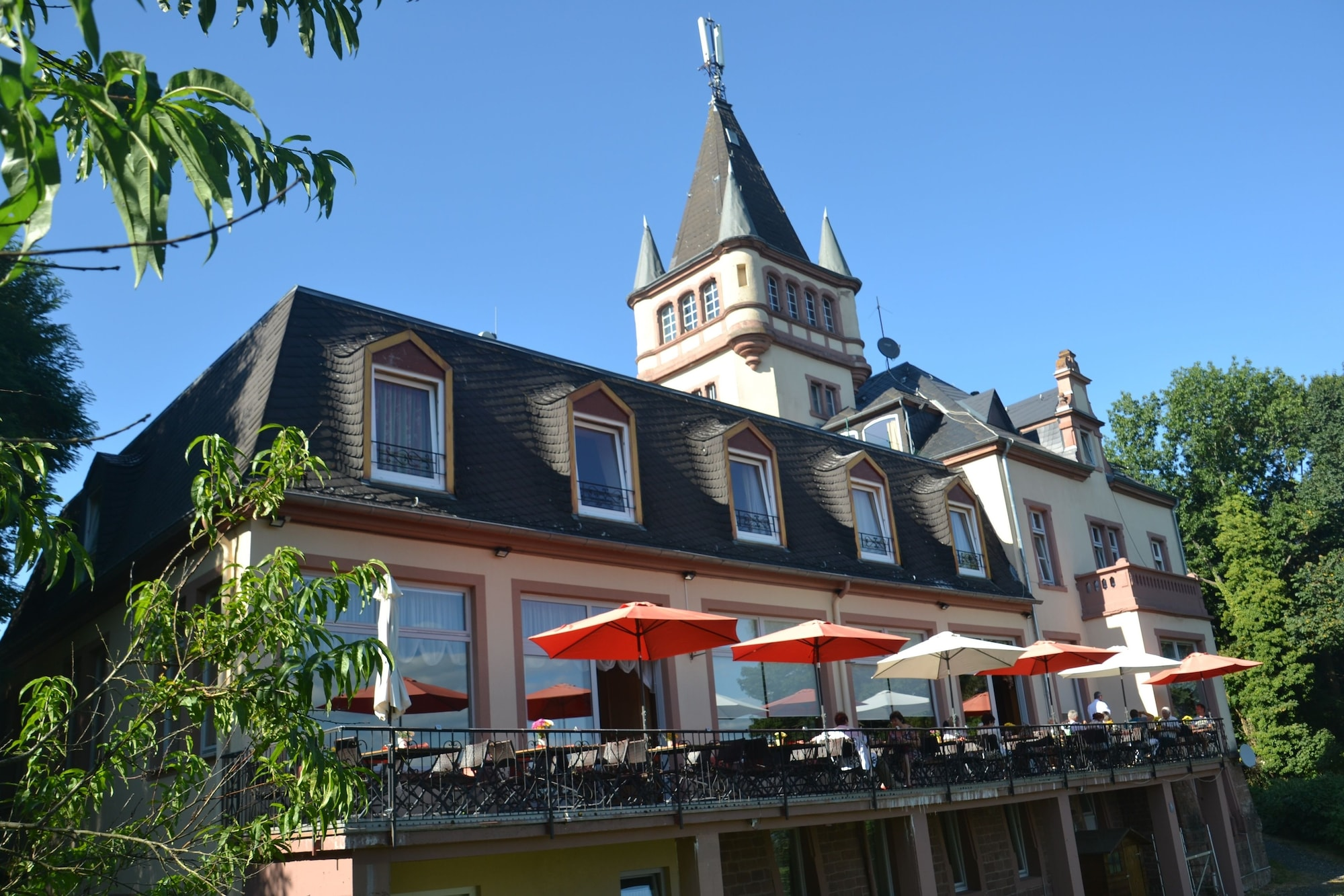Berghotel Kockelsberg, Trier