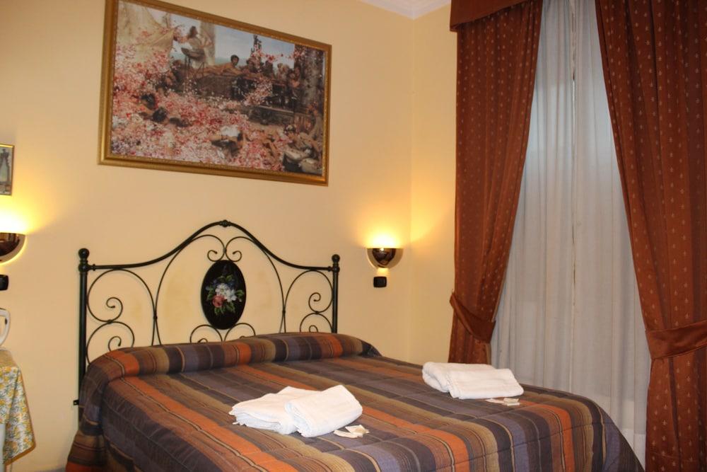 바티칸 B&B(Vatican Bed & Breakfast) Hotel Image 7 - Guestroom