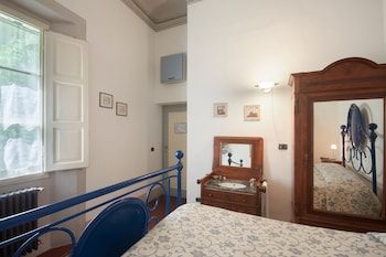 Double Room (with external private bathroom)