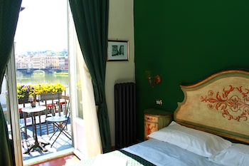 Double Room, Balcony, River View