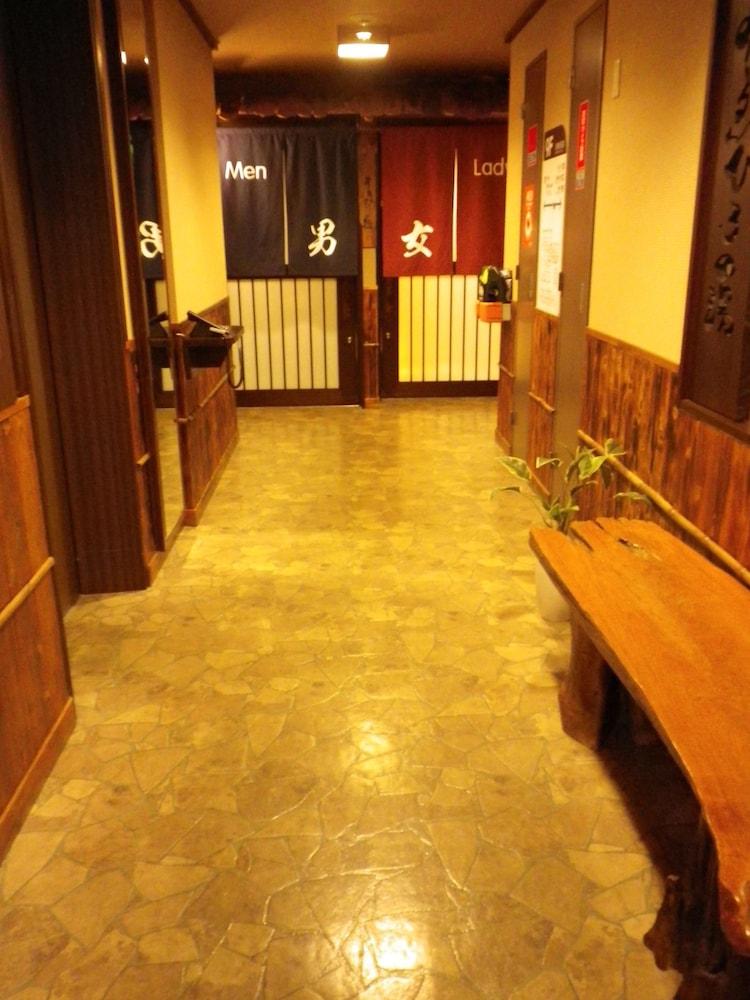 도미 인 아키하바라 핫 스프링(Dormy Inn Akihabara Hot Spring) Hotel Image 77 - Spa