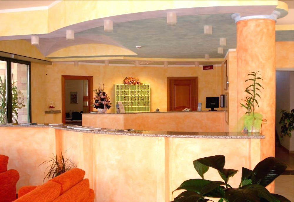 호텔 바이아 마리나(Hotel Baia Marina) Hotel Image 12 - Reception