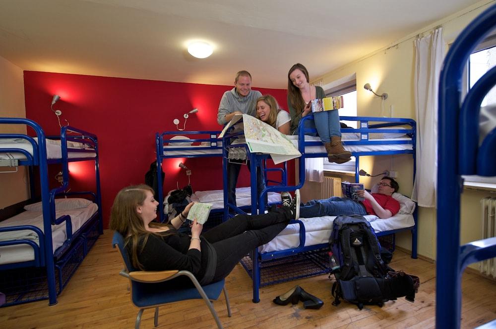 포 유 호스텔 & 호텔(The 4 You Hostel & Hotel) Hotel Image 3 - Guestroom