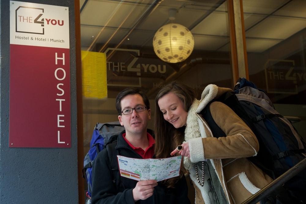 포 유 호스텔 & 호텔(The 4 You Hostel & Hotel) Hotel Image 11 - Hotel Entrance