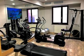 Grande Albergo Roma - Gym  - #0