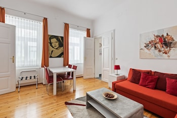 Design Apartment, 1 Bedroom, Non Smoking, Kitchen