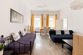 Grand Apartment, 2 Bedrooms, Non Smoking, Kitchen