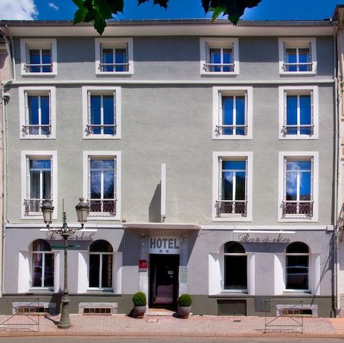 . Hôtel Le Floréal