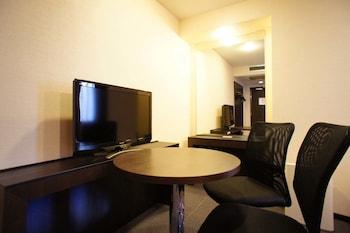 KOBE PLAZA HOTEL Living Area