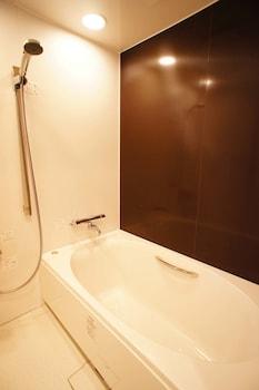 KOBE PLAZA HOTEL Deep Soaking Bathtub