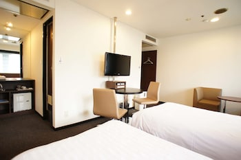 KOBE PLAZA HOTEL Room