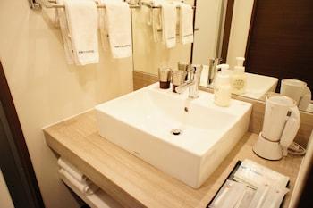 KOBE PLAZA HOTEL Bathroom Sink
