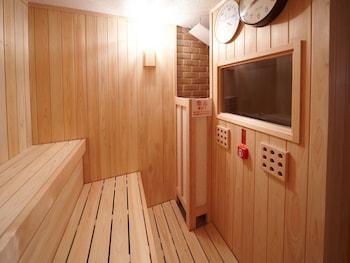 DORMY INN HIROSHIMA HOT SPRING Sauna