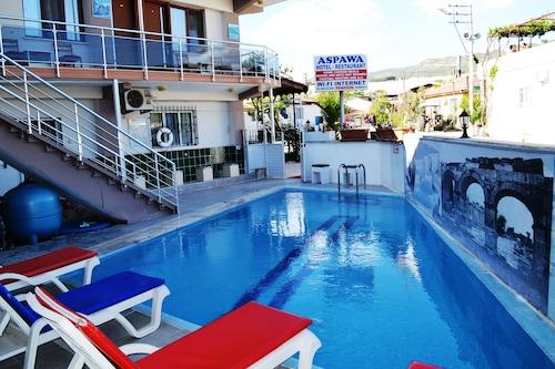 Aspawa Hotel, Akköy