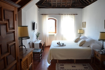 Deluxe Double or Twin Room (Alhambra View)