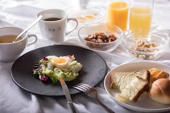 THE B TOKYO OCHANOMIZU Breakfast buffet