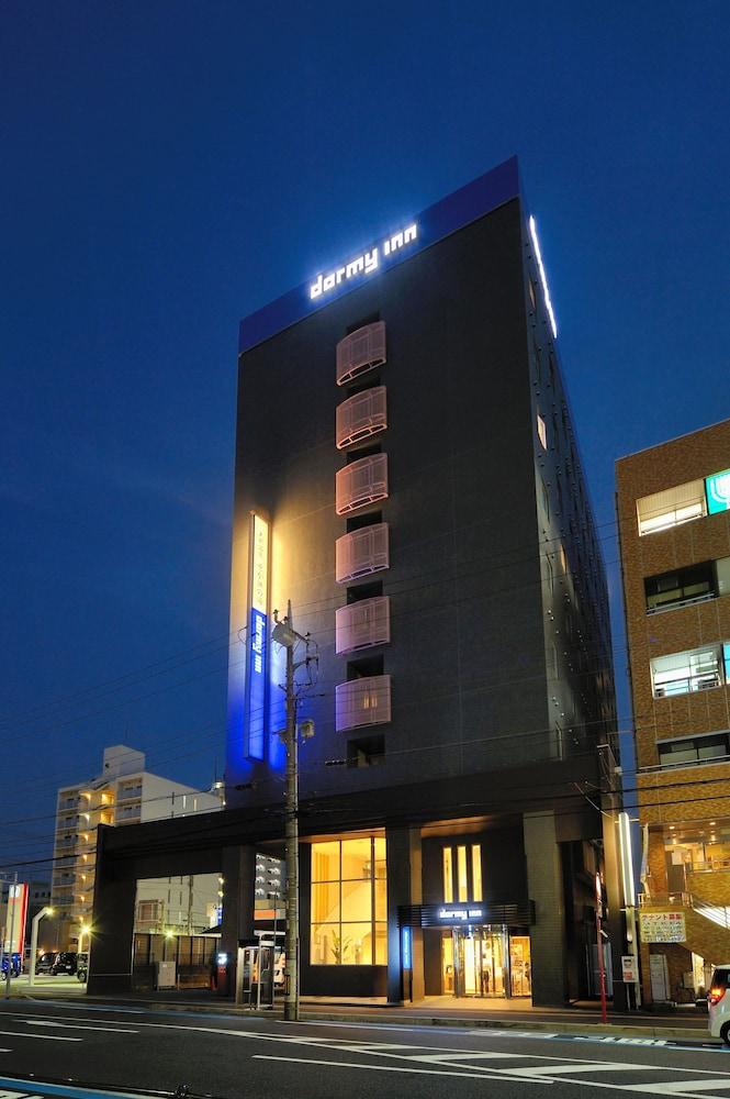 도미 인 소가 내추럴 핫 스프링(Dormy Inn Soga Natural Hot Spring) Hotel Image 31 - Hotel Entrance