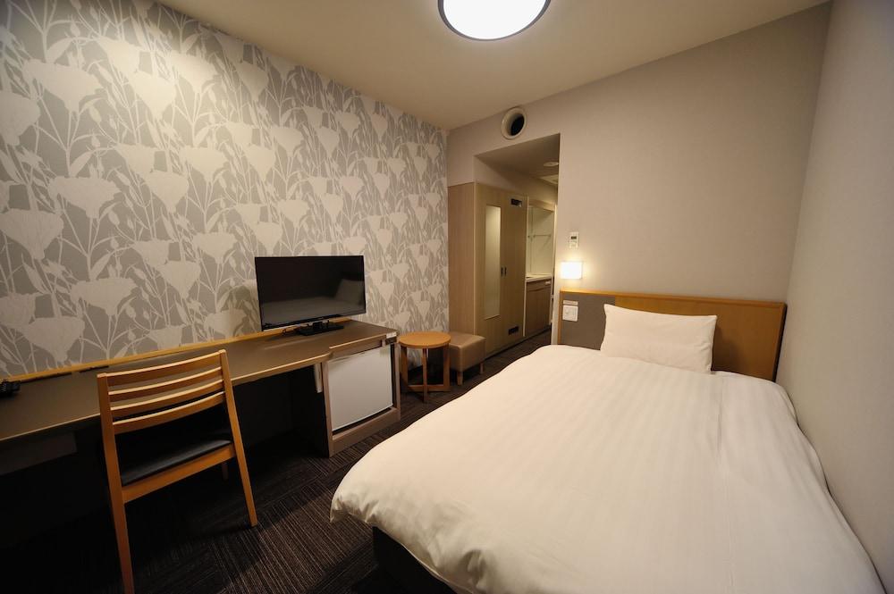 도미 인 소가 내추럴 핫 스프링(Dormy Inn Soga Natural Hot Spring) Hotel Image 2 - Guestroom