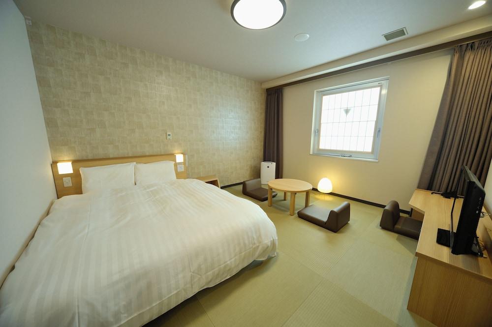 도미 인 소가 내추럴 핫 스프링(Dormy Inn Soga Natural Hot Spring) Hotel Image 7 - Guestroom