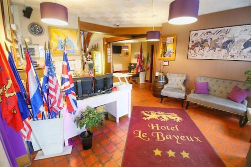 . Hotel Le Bayeux