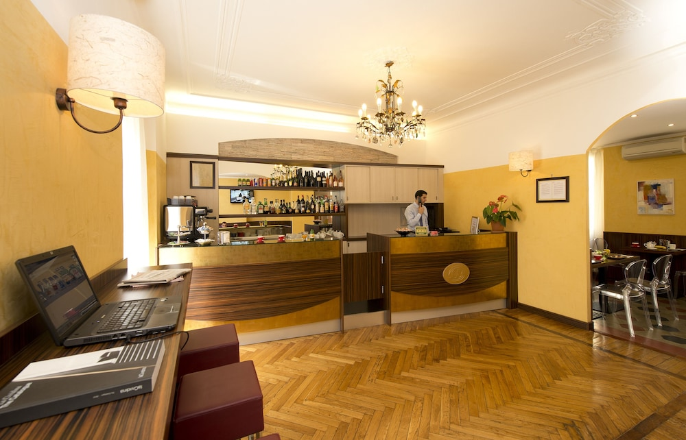 파니자(Panizza) Hotel Image 9 - Reception
