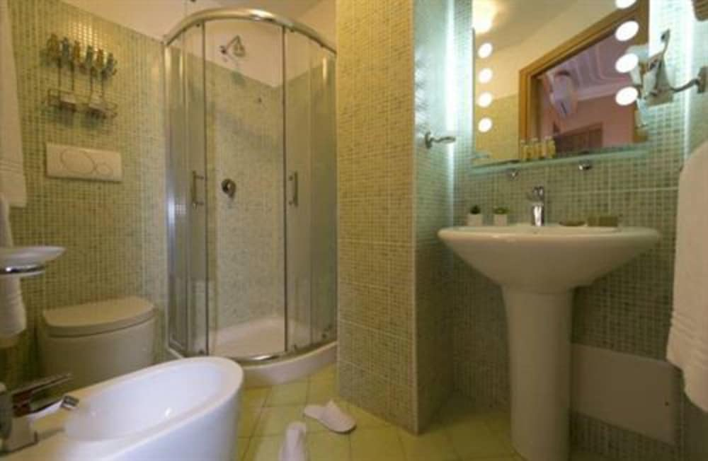 파니자(Panizza) Hotel Image 11 - Bathroom
