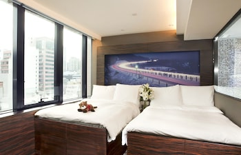 Executive Deluxe Room (2 Double Beds)