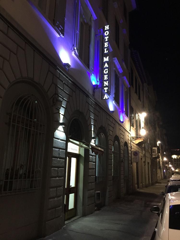 호텔 마젠타(Hotel Magenta) Hotel Image 17 - Hotel Front