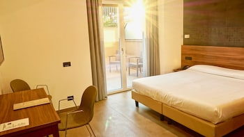Deluxe Double Room, Terrace