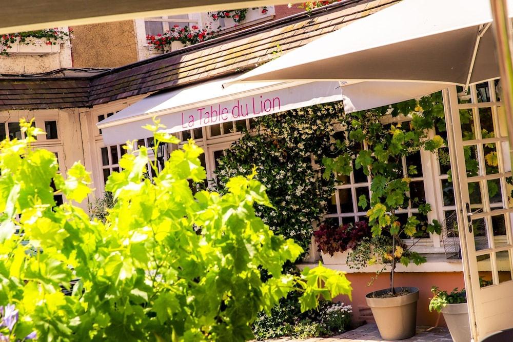 France - Normandie - Bayeux - Hotel Le Lion d'Or et restaurant la Table du Lion