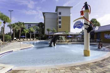 at SpringHill Suites by Marriott Orlando at SeaWorld in Orlando