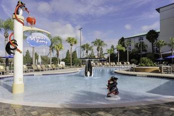 萬豪斯普林希爾奧蘭多海洋世界套房飯店 SpringHill Suites by Marriott Orlando at SeaWorld