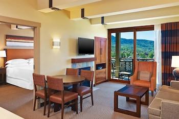 Villa, 1 Yatak Odası, Balkon, Dağ Manzaralı
