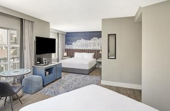 Deluxe Room (1 King Bed & 1 Queen Bed)