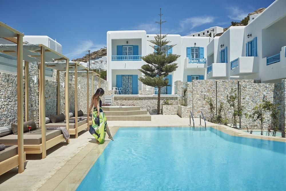 Mykonos Kosmoplaz Beach Resort Hotel, Imagen destacada
