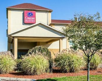Hotel - Comfort Suites Bloomsburg