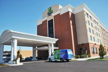 諾福克機場智選假日套房飯店 Holiday Inn Express Hotel & Suites Norfolk Airport, an IHG Hotel