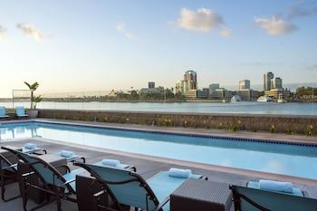 市中心萬豪長海灘飯店 Residence Inn by Marriott Downtown Long Beach