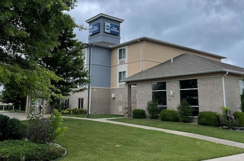 . Best Western Coffeyville Central Business District Inn and Suites