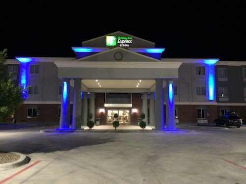 . Holiday Inn Express Hotel and Suites Fort Stockton, an IHG Hotel