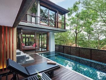 Treetop Duplex Pool Villa