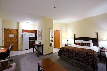 Studio Suite, 1 Queen Bed, Accessible, Kitchen (Hearing, Bathtub)