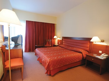 Double Room (City View or Side Sea View)