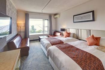 パーシャルオーシャンビュールーム 禁煙 センチュリオンホテルアンドリゾートヴィンテージ沖縄美ら海