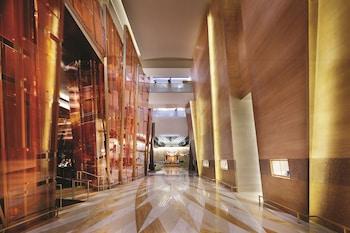 Lobby at ARIA Resort & Casino in Las Vegas