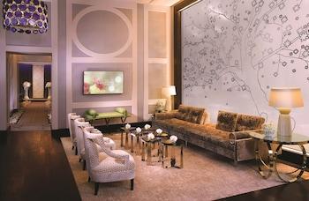Lobby Sitting Area at ARIA Resort & Casino in Las Vegas