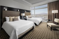 One Bedroom Aria Sky Suite with Queen Beds