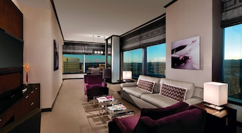 One Bedroom Penthouse Suite