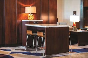 Lobby at Vdara Hotel & Spa at ARIA Las Vegas in Las Vegas