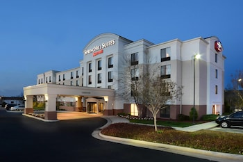 林奇堡機場/大學區萬豪春季山丘套房飯店 SpringHill Suites by Marriott Lynchburg Airport/University Area